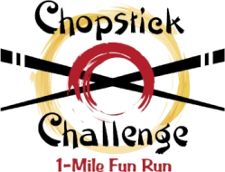 Chopstick Challenge 1 Mile Fun Run