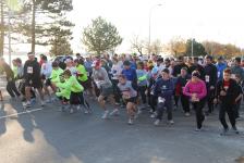 St Clair River Turkey Trot (5K Run)