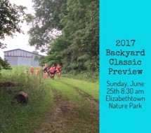 Backyard Classic Preview/Training Run
