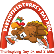Bakersfield Turkey Day Run