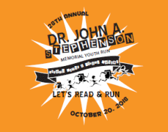 28th Annual Dr. John A. Stephenson Memorial Youth Run