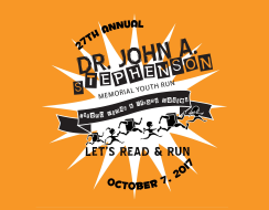 27th Annual Dr. John A. Stephenson Memorial Youth Run