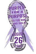 Purple for a Purpose 5K Fun Run & Walk
