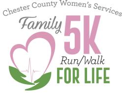 CCWS Family 5K Run/Walk For Life