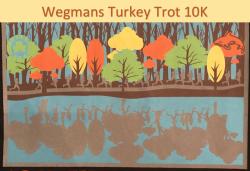 Wegmans Turkey Trot 10K