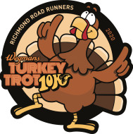 Wegmans Turkey Trot 10K (Virtual 2020 Edition)