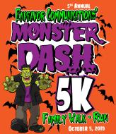 Monster Dash 5K-Endeavor Communications