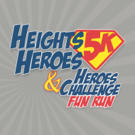 Heights Heroes 5K and Heroes Challenge Fun Run