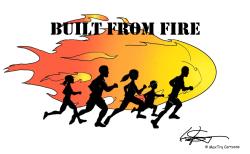 2019 Peshtigo Fire Tower 5K Run/Walk or 10K Run