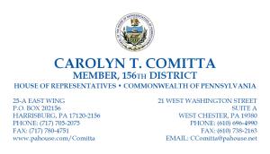 Representative Carolyn Committa