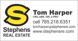 Tom Harper - Stephens Real Estate