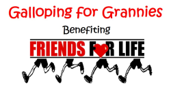 Friends for Life Galloping for Grannies