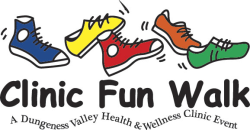 Sequim Free Clinic 13th Annual 5K Fun Walk & Health Fair