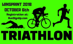 2018 WinSprint Triathlon