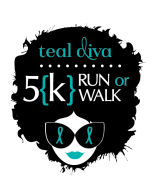 Lowcountry Teal Diva 5k for Ovarian & Other Gynecologic Cancers