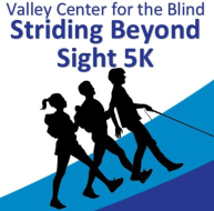 Striding Beyond Sight