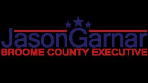 Broome County Executive Jason Garnar