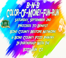 The Color of Money Run