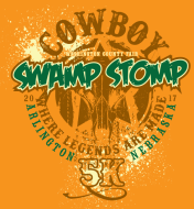 Cowboy 5K Mud & Obstacle Race - Swamp Stomp 2017