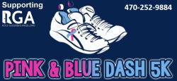 Pink and Blue Dash 5K