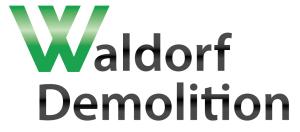 Waldorf Demolition