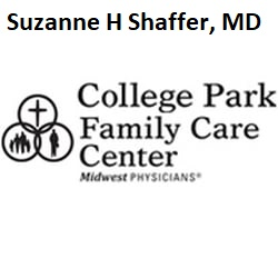 Suzanne H Shaffer, MD of College Park Family Care Center