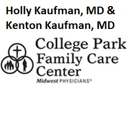 Holly Kaufman, MD & Kenton Kaufman, MD of College Park Family Care
