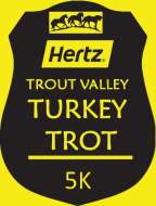 Hertz Trout Valley Turkey Trot