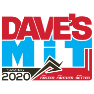 Dave's Spring Marathon In-Training 2020