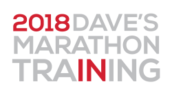 Dave's Spring Marathon In-Training