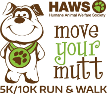 HAWS Move Your Mutt