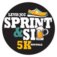 Levis JCC Sprint & Sip 5k