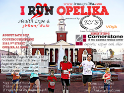 I Run Opelika Health Expo & 5k Run/Walk - Presented by Laxson Financial Group, LLC | Voya Financial