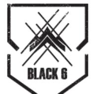 The Black 6* Miler