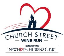 Church Street Wine Run benefitting New Hope Children's Clinic