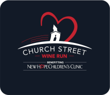 Church Street Wine Run benefitting New Hope Children's Clinic