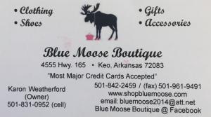 Blue Moose Boutique