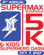 SuperMax 5K Run Walk and Kids Superhero Dash