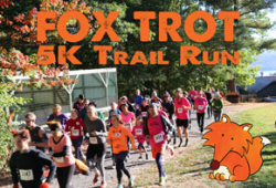 7th Annual Fox Trot 5K Trail Run