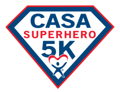 CASA of Tulare County Superhero Run 2018