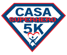 CASA of Tulare County Superhero Run