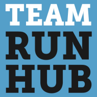 Run Hub Training Team for EWEB Run to Stay Warm