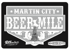 Martin City Beer Mile