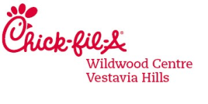 Chick-Fil-A Wildwood Centre and Vestavia Hills