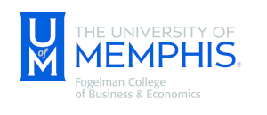 University of Memphis Fogelman College of Business and Economics