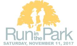 14TH ANNUAL RUN IN THE PARK
