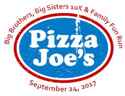 Pizza Joe's Run Big for a Little 10K and 2 mile Fun Run