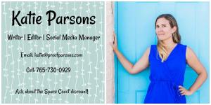 Katie Parsons Social Media
