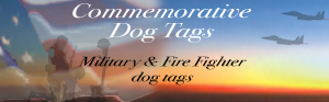 Commemorative Dog Tags
