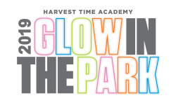Harvest Time Academy Glow in the Park 5k Run